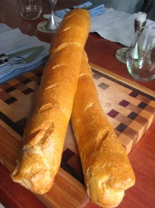 baguettes: attempt number two